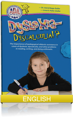 ENGLISH | Dyslexia - Dyscaclulia !?